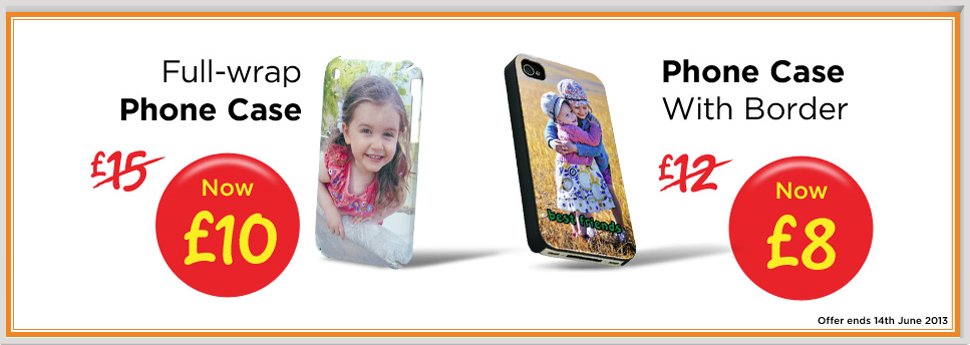 Fathers Day 16th June - Phone Case Offer