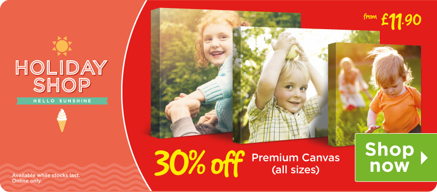 Summer Savers Premium Canvases