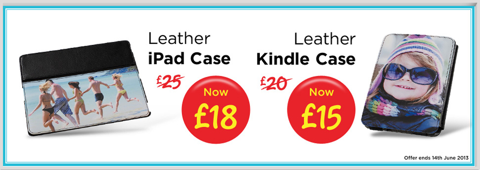 Fathers Day 16th June - Tablet Case Offer
