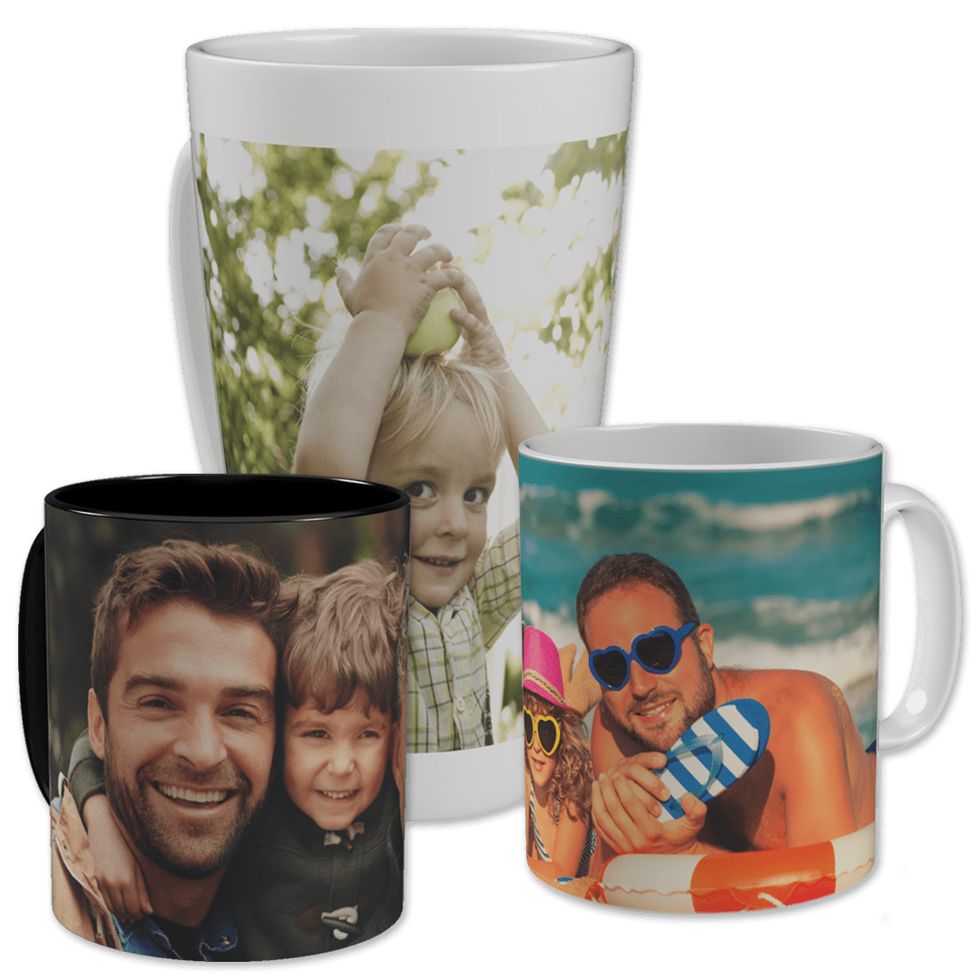 Personalised Mugs and Bottles at ASDA photo