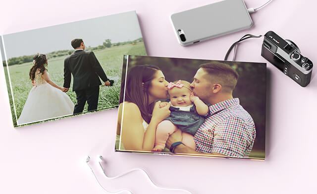 15% Off Harcover Photo Books