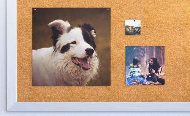 Square photo prints available at ASDA photo