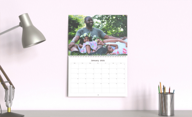 Personalised Home Gifts - Calendars