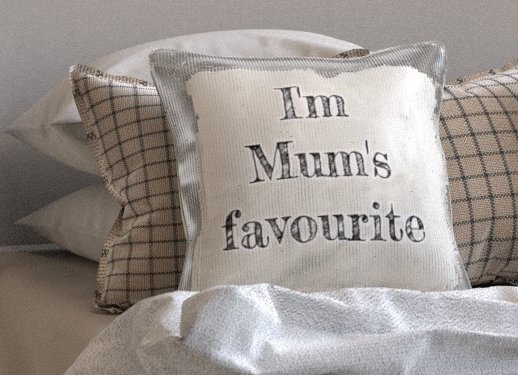 Create gifts that are personalised with your own words