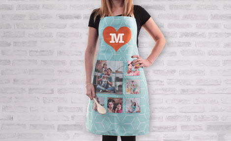 Photo Aprons for Adults & Kids