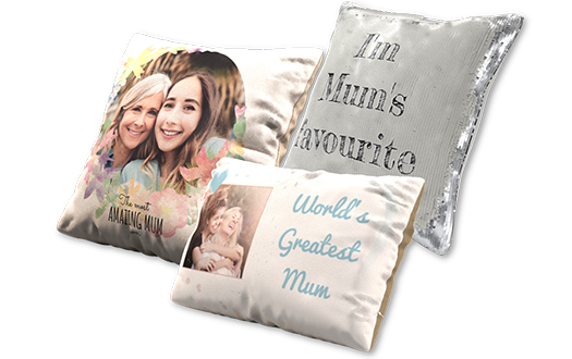 10% Off Personalised Mother's Day Cushions