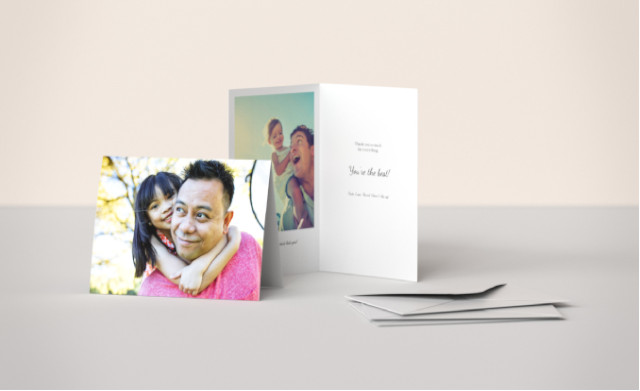 Father's Day Photo Cards