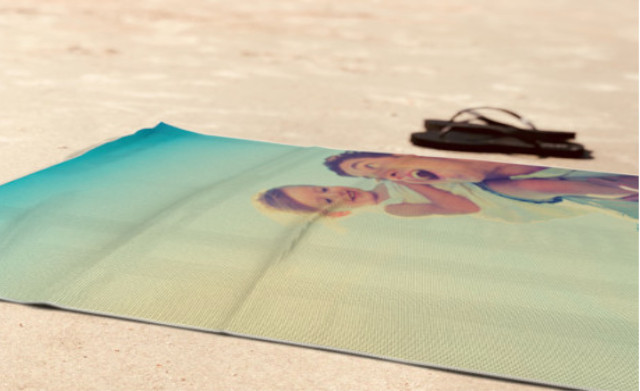 Personalised Photo Towels