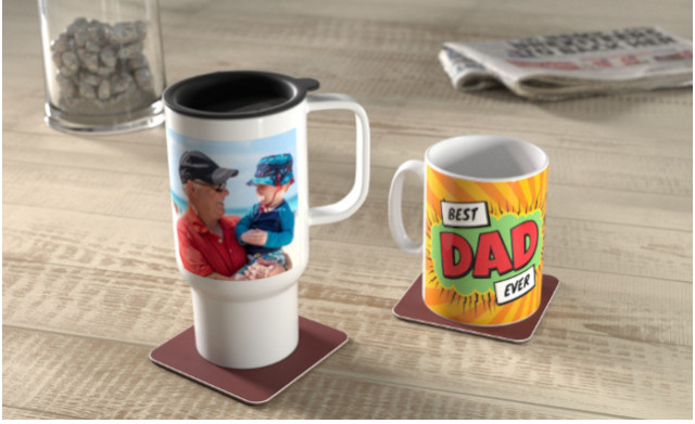 Photo Mugs for Dad