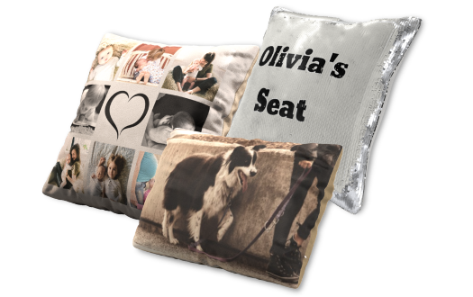 10% Off Personalised Cushions