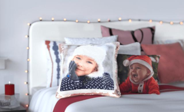 10% off personalised cushions at ASDA photo