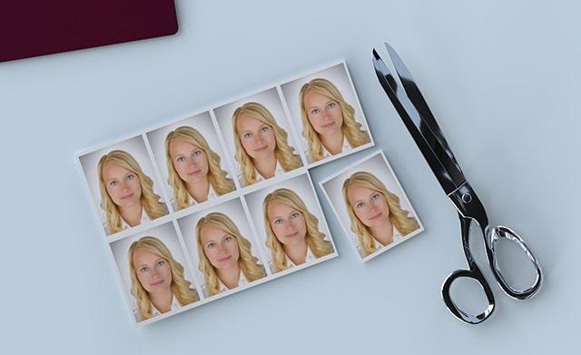 Passport Photos from £2.50