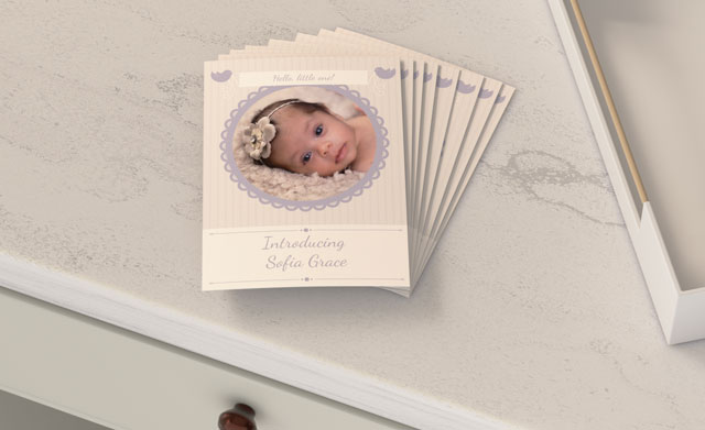 10% off Personalised Cards