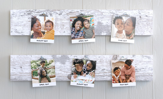 Retro Prints for Mother's Day