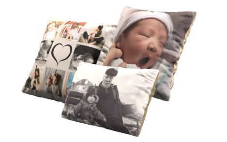 Photo Cushions from £14