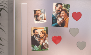 Magnetic Photo Prints