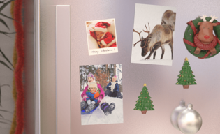Magnetic Photo Prints