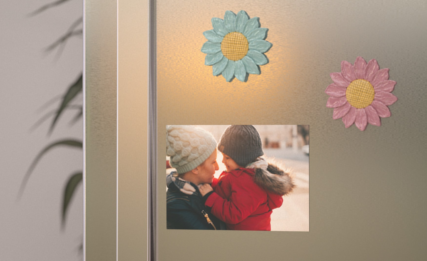 Mother's Day Photo Magnets
