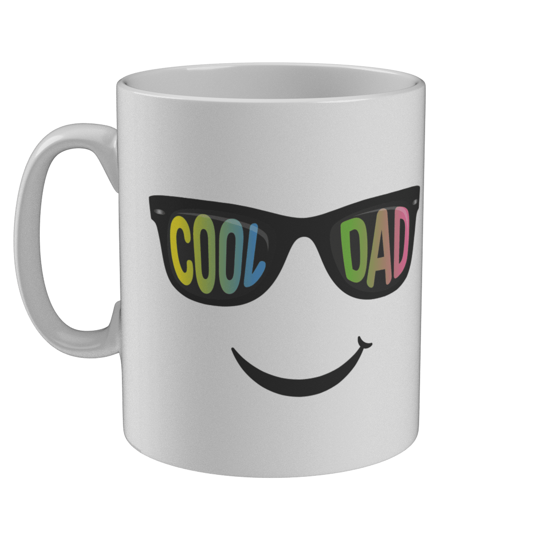 Cool Dad design on Photo Mug