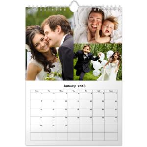 Personalised Calendars at ASDA photo