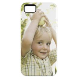 Thumbnail for iPhone 5/SE Tough Case with Full Photo design 1