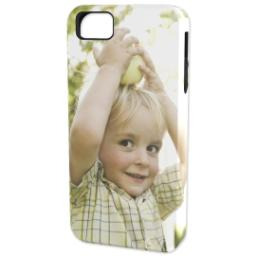 Thumbnail for iPhone 5/SE Tough Case with Full Photo design 2