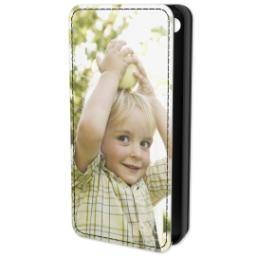 Thumbnail for Faux Leather iPhone 5C Case with Full Photo design 2