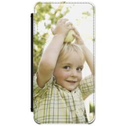 Thumbnail for Faux Leather iPhone 6+ Case with Full Photo design 1