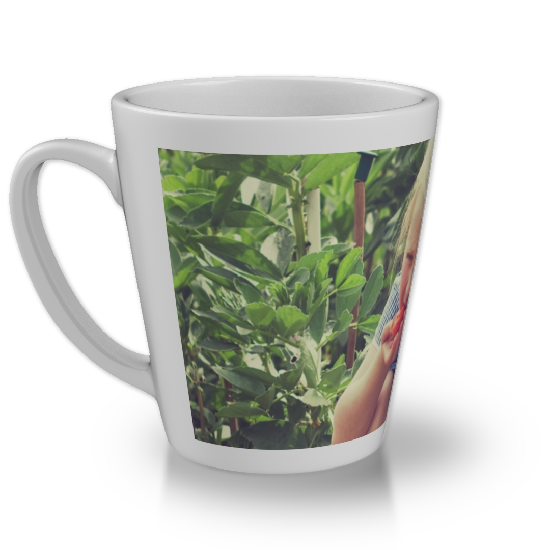 Personalised Latte Mug Make Your Own Mug Asda Photo
