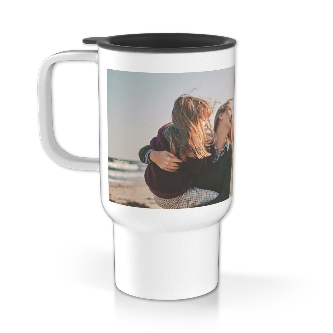 Personalised Travel Mug Photo Travel Mug Asda Photo