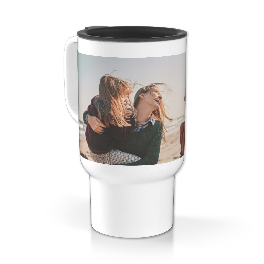 Personalised Travel Mug Photo Travel Mug Asda Photo